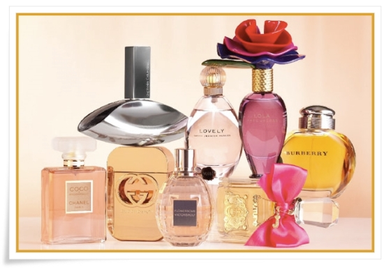 fragrances  - stylelist com