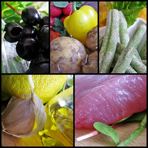 tuna salad page