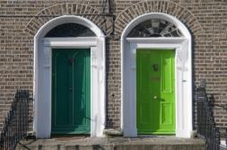 dublin - doors