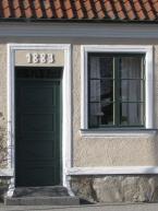 Street House Door