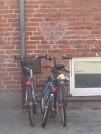 bikes in love