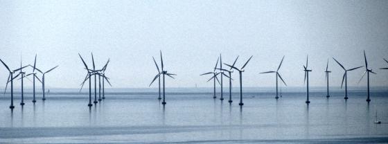 Littlegrunden, windmill farm