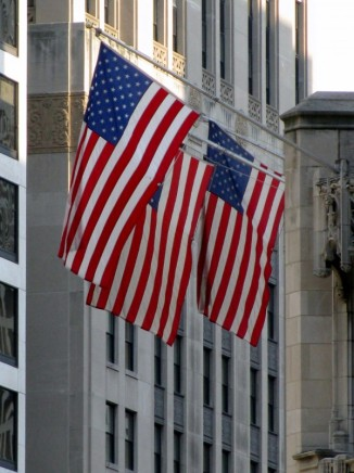 tribune flags