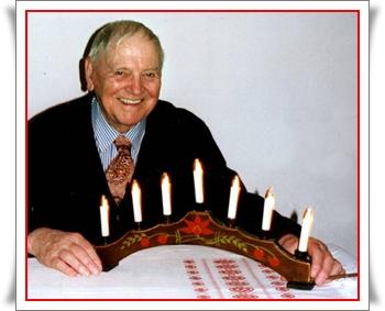 Oscar & first candle - var-dags-rum se