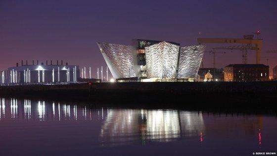 titanic building - bbc.co uk