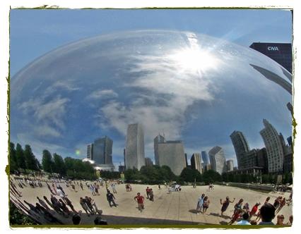 chicago framed