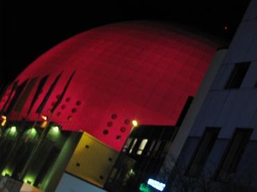 Stockholm, Ericsson Globen - November