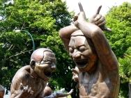 Vancouver, BC - laughing Buddha - July