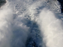 between Victoria - Seattle - at sea - July