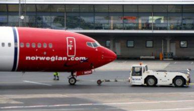 Copenhagen Airport - safe on the ground - October