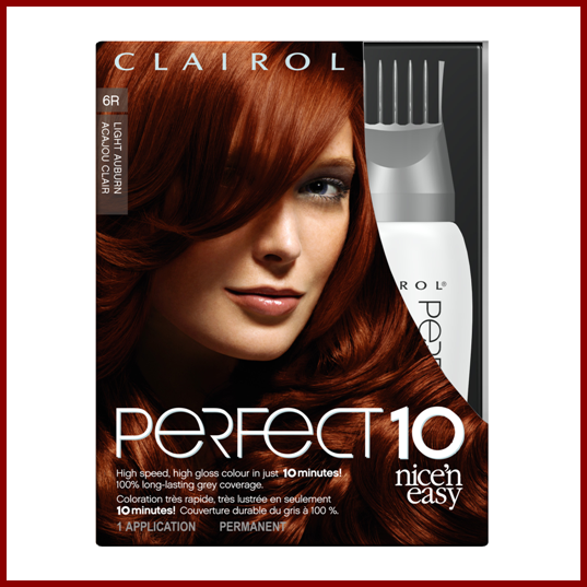 Perfect-10-aurburn - clariol com