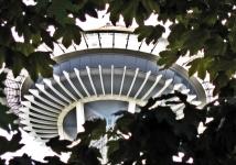 Seattle - take off or landing - July