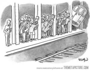 waiting train  - themeapicture com