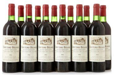 belair - bottles -