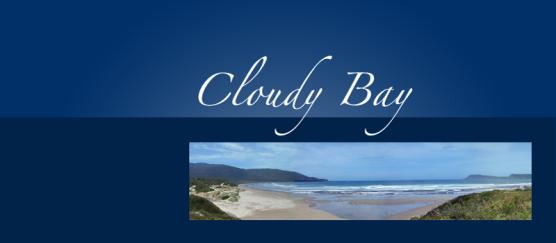 cloudy bay - brunyisland.net au