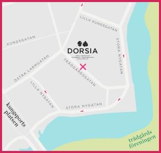 Dorsia map dorsia se