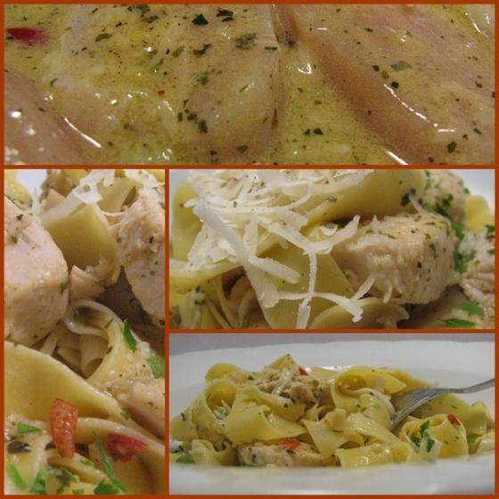 garlic chicken page 1