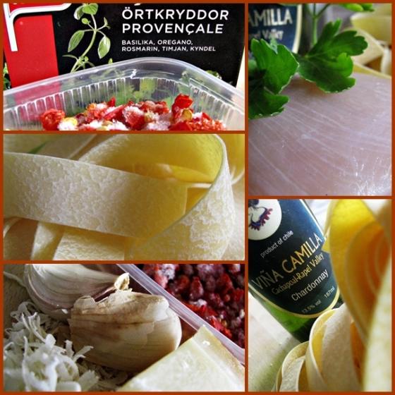 garlic chicken page