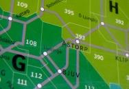 Simrishamn - green map - February