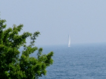 Simrishamn - on a distance - May
