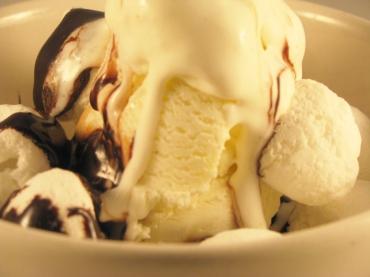 Landskrona - new years ice cream