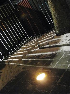Simrishamn- evening shadows - January