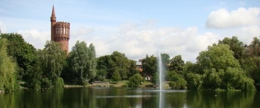 old water tower - landskrona se