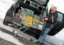 serious swedish shopper