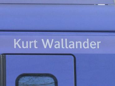 name of the train