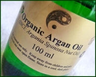 featured image - argan oil