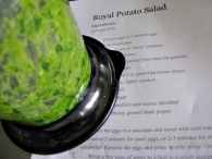 featured image - potato salad