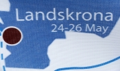 landskrona on the map