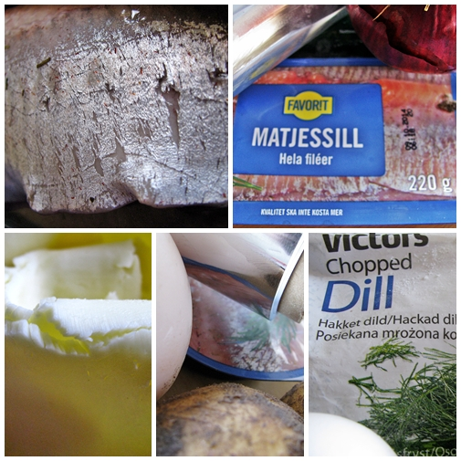 matjessill ingredients page