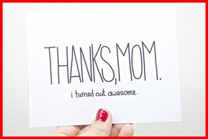 thank mom - facebook com