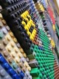 lego close up