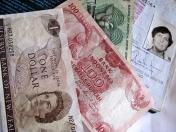 Passport & money