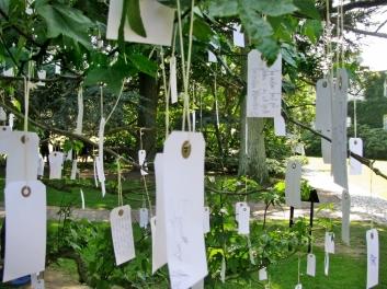 wish tree tags