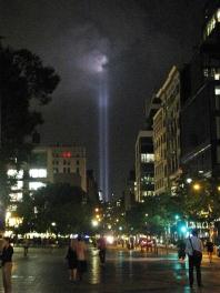 searching lights, union sq