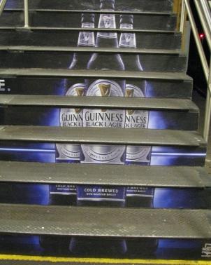 subways stairs