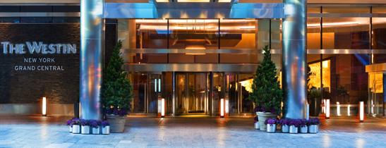 Westin front. - starwoodhotels com