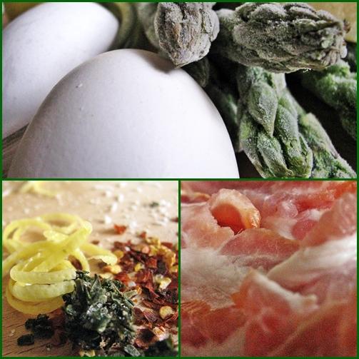 asparagus & egg page