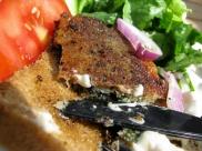 herring sandwich