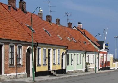 street houses