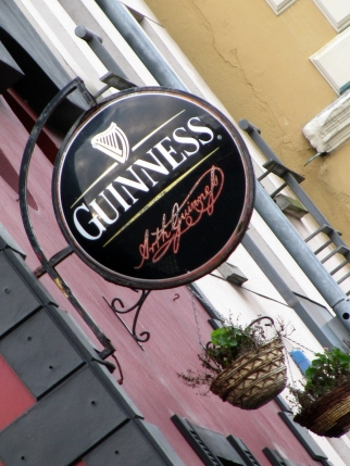 Irish must