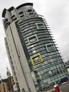 modern Belfast