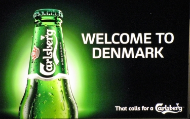welcomes me home, CPH