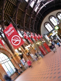 copenhagen central - no smoking