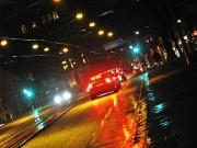 evening traffic
