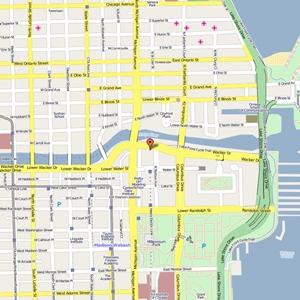 Hyatt_Regency_ map - travelpod com