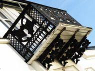 borstahus balcony